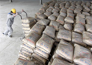 Vietnam has nearly 1.5 times as much cement as it needs